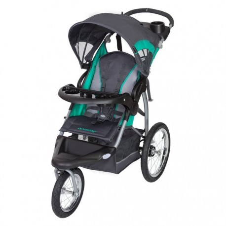 Coche Jogger Expedition RG Emerald