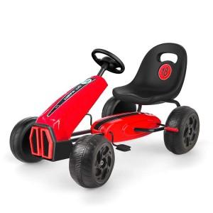 Gokart Auto pedales Bebesit 5060 ROJO