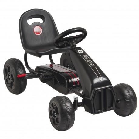 Gokart Auto pedales Bebesit 5060 Negro