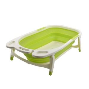 Bañera Plegable Best House verde