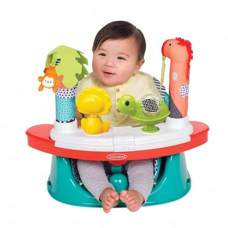 Silla de comer discovery Infantino