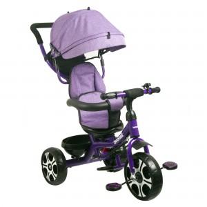 Triciclo trike bebesit 360 1326 Magenta