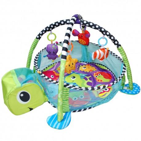 Gimnasio Tortuga con pelotitas Fitch Baby