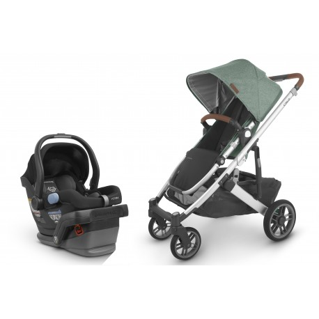 Travel System UPPAbaby Cruz V2 Emmet