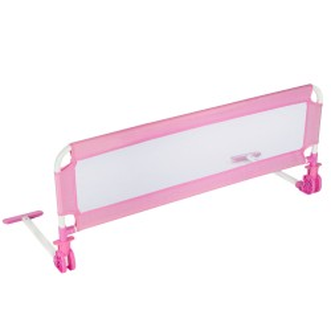 Baranda rosada cama abatible XXL 180X65
