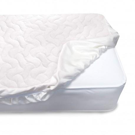 Protector de Colchon Serta Pedic, impermeable y absorbente