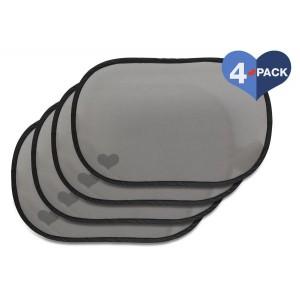 Pack 4 sombrillas para ventanas
