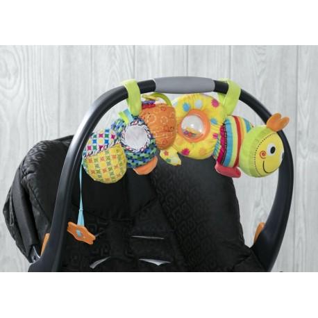 Cuncuna de Actividades para coches y sillas de auto