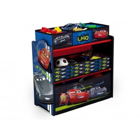 Organizador de Juguetes Cars