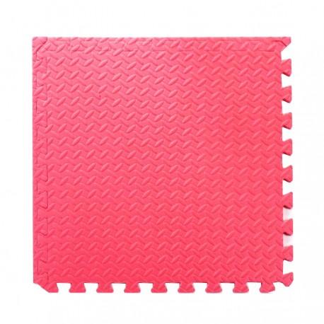 Pack 20 gomas eva Roja 62x62x2.5 cm