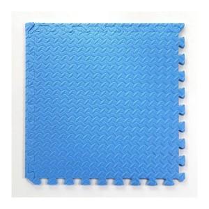 Pack 4 unidades de gomas eva 62x62x2.5 cm 2 colores