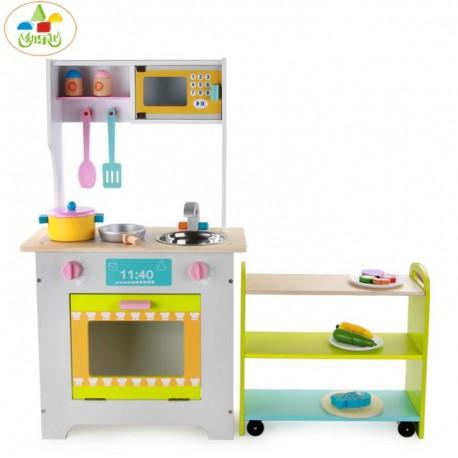 Cocina Niñas y Niños Con mueble