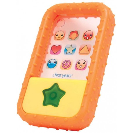 Telefono bebe Mordedor, My First Phone