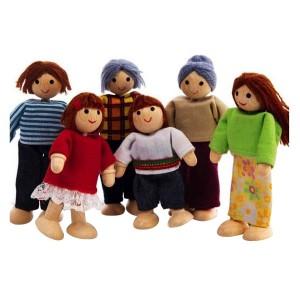 Familiade Madera 6 integrantes Onshine