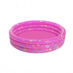 Piscina Infantil Inflable rosada