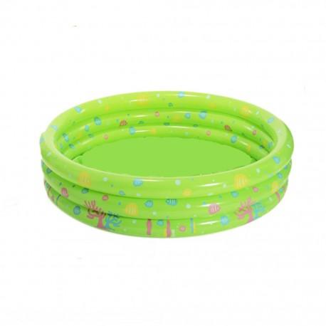 Piscina Infantil Inflable Verde