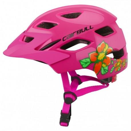 Casco Ninas Cairbull Joytrack Pink Blossom