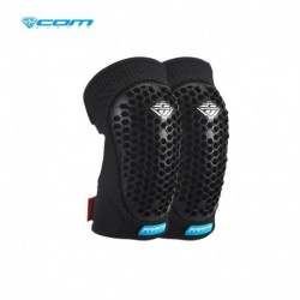 Kit OD05 Rodillera Codera Ninos Mountain Bike ComSports Black