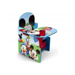 Silla Escritorio con organizador Mickey