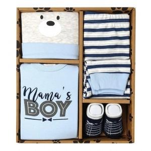 Set de regalo 4 piezas para bebé