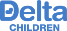 Logo Delta Childrens products en pellitos